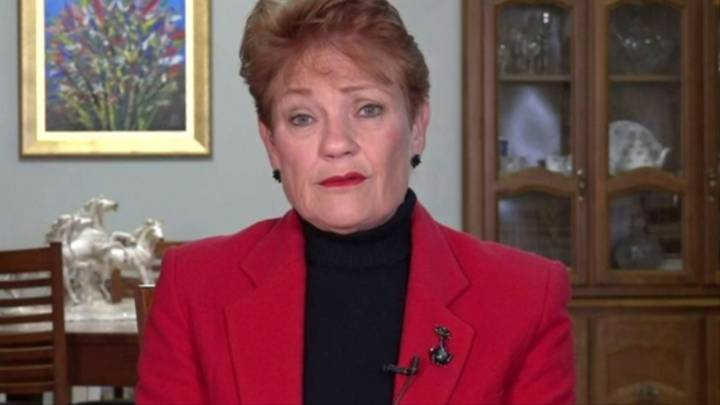 Pauline Hanson Threatens Legal Action Against Queensland Government If Borders Don't Reopen