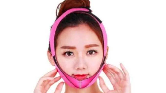 Bizarre Face Bra Product Claims To 'Get Rid Of Double Chin'