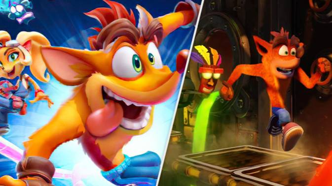 'Crash Bandicoot 4: It's About Time' Appears On Ratings Board
